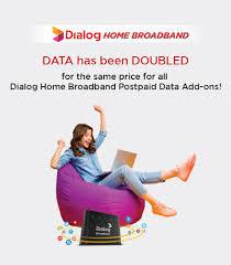 4g lte home broadband data add on