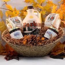 maple lover gift baskets