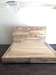 flat platform bed frame – laviemini.com