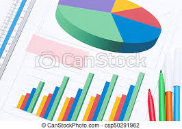 Color Chart Printed Documents