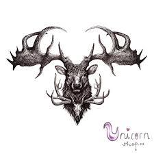Tetování Jelen