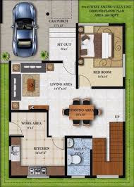 15 best of west facing house plans for 60 40 site photos