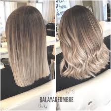Fashion Ombre Medium Hair Delightful 2019 On Length Dark Brown To