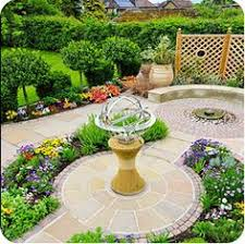 Small Picture Garden Design Ideas Low Maintenance Into a low maintenance