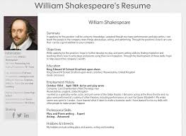 entry level marketing and s resume what is the career focus on william shakespeare mini biography