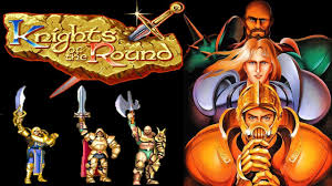 knights of the round arcade playthrough