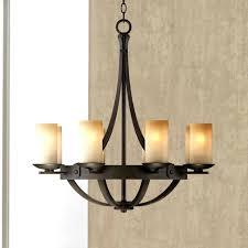 off white chandelier justice design