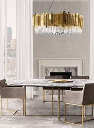 Lighting Ideas For Dining Room Dining Room Lighting Ideas For A Luxury Interior