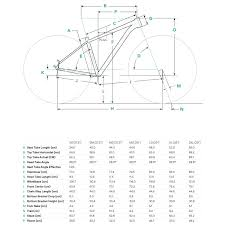 Cannondale Trail 5 Size Chart Cannondale Trail 2 Mountainbike 2020 Acid Red