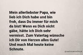 Gedichte Zum Vatertag
