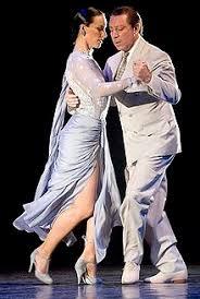 Танго Википедия Мигель Анхель Зотто с партнёршей танцуют танго