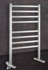 heated standing towel rack. Thermorail Free Standing Square Heated Towel Rail -FS55E Heated Standing Towel Rack E
