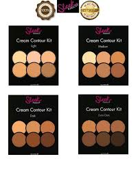 new sleek cream contour kit face makeup palette light um dark extra dark ebay