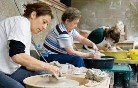 studio school pottery