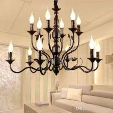 black iron chandelier dining room light fixtures small wrought