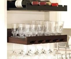 wine glass rack pottery barn. Medium Size Of Teal Wall Hanging Wine Rack Pottery Barn Table Glass Mounted Cabinet Bottle Storage E