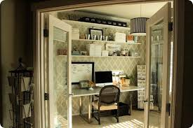 1000 images about officeguest room on pinterest alex drawer ikea and homemade desk chic home office design