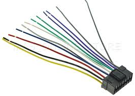 jvc wiring harness wire harness for jvc kd r200 kdr200 pay today ships today
