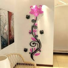 creative wall decor creative wall decor ideas with pink flowers creative wall decor for dorms