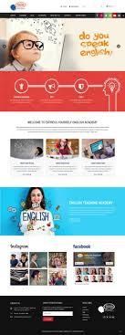 Web Designer Express Modern Upmarket Education Web Design For Express Yourself