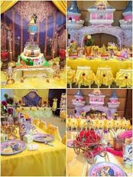 Belle Birthday Decorations Princess Belle Birthday Party Extravaganza Princess Party to Go 26