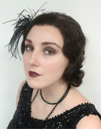 1920 s hair make up