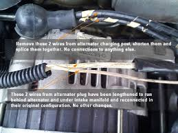 subaru 2 wire alternator wiring subaru image fresh start alternator wiring upgrade configuration page 4 on subaru 2 wire alternator wiring