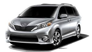 new car models release dates 20142016 Toyota Sienna Redesign Changes  Future Cars Models