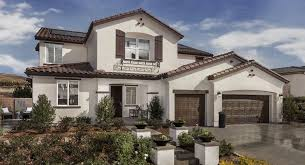 The Woodlands Silver Oak New Home munity Simi Valley