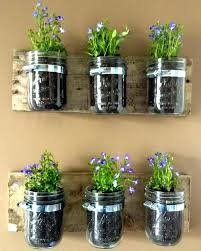herb wall planter hanging planter indoor
