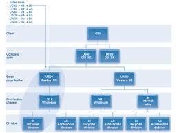 Sap Sd Organizational Structure Flow Chart Seminar 8 Organizational Structure And Warehouse