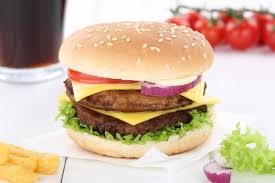Healthiest Fast Food Double Cheeseburger Healthy Eating