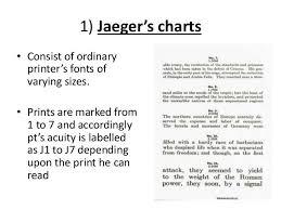 Jaeger Chart Chart Diagram Printer