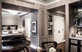 The Fitzgerald suite 1 in New York plaza hotel redesigned by interior set  designer Catherine Martin