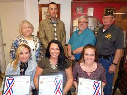 vfw post voice of democracy winners smoke signal close