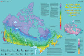plant hardiness zone map of canada