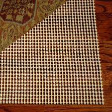 non slip backing area rugs the home depot in prepare 9