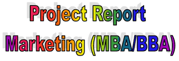 Marketing Projects Marketing Project Reports 2019 20