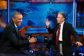 oval office july 2015. President Barack Obama, Left, Talks With Jon Stewart, Host Of \u201cThe Daily Show\u201d During A Taping On Tuesday, July 21, 2015, In New York. Oval Office 2015