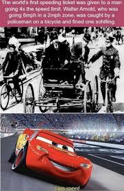 Walter Arnold: I am speed : HistoryMemes