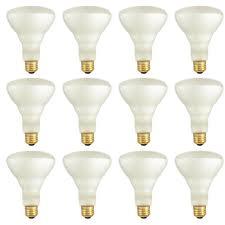 Track Lighting With Regular Bulbs Bulbrite 65 Watt Br30 Frost Dimmable Warm White Light