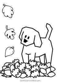 Printable Fall Coloring Pages Fall Coloring Sheets For Kids Book