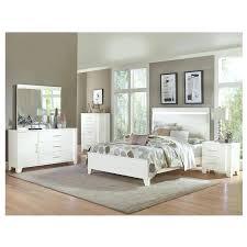 Queen Bedroom Sets 4 Piece Set Alternate Image 2 Of 6 Images Modern ...