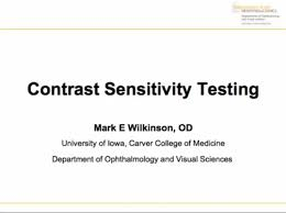 Pelli Robson Contrast Sensitivity Chart Pdf Contrast Sensitivity Testing