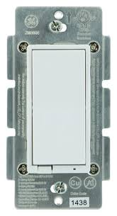 ge wave wireless. GE - Z-Wave Wireless Smart Dimmer Switch White Ge Wave