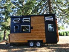 Small Picture 13 Cool Tiny Houses on Wheels HGTV