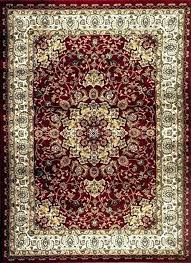 area rugs with fringe rug red oriental classic bargain usa rugs with fringe round fringed