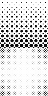 Dot Patterns Amazing Black And White Circledot Pattern Background Collection 48 Vector