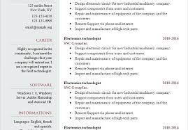 Resume Template In Word 2007 Free Download Resume Format For