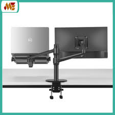 Ergonomic Dual Monitor Arm/Laptop Arm/Monitor Stand Height Adjustable&7inch  Laptop Holder/LED arm/LCD Arm/Laptop & LED arm/Laptop & Monitor Arm